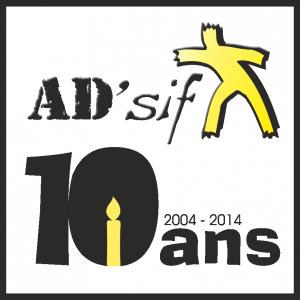 AD'sif a fêté ses 10 ans en 2014